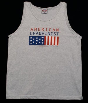 MEN'S TANK TOPS (LARGE LOGO)