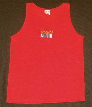MEN'S TANK TOPS (SMALL LOGO)