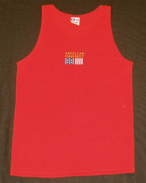 MEN�S TANK TOPS (SMALL LOGO)